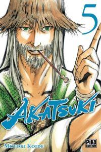 Akatsuki T5, manga chez Pika de Koide