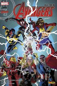 All-New Avengers (revue) T2 : Union imparfaite (0), comics chez Panini Comics de Waid, Ewing, Duggan, Stegman, Sandoval, Kubert, Almara, Oback, Isanove, Jimenez