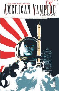American Vampire T8 : La septième lignée (0), comics chez Urban Comics de Snyder, Albuquerque, McCaig