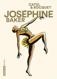 Joséphine Baker, bd chez Casterman de Bocquet, Catel