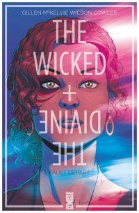 The Wicked + The Divine T1, comics chez Glénat de Gillen, McKelvie, Wilson, Fairbairn