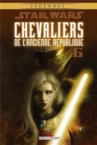 Star Wars - Chevaliers de l'ancienne République T6 : Ambitions contrariées, comics chez Delcourt de Jackson Miller, Ching, Dazo, Atiyeh