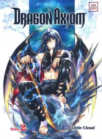 Dragon axiom T2, manga chez Kotoji de Little cloud