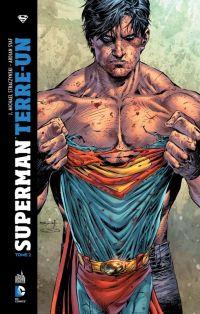 Superman - Terre un T2 : , comics chez Urban Comics de Straczynski, Syaf, Ciardo