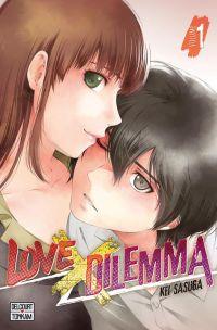 Love x dilemma T1, manga chez Tonkam de Sasuga
