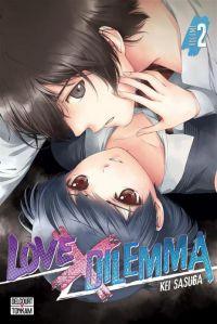 Love x dilemma T2, manga chez Tonkam de Sasuga