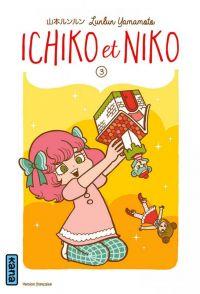 Ichiko & Niko T3 : , manga chez Kana de Yamamoto