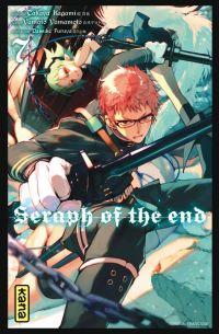 Seraph of the end  T7, manga chez Kana de Kagami, Yamamoto