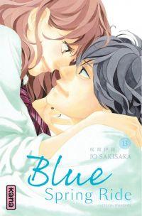 Blue spring ride T13, manga chez Kana de Sakisaka