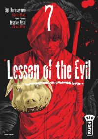 Lesson of the evil T7, manga chez Kana de Kishi, Karasuyama