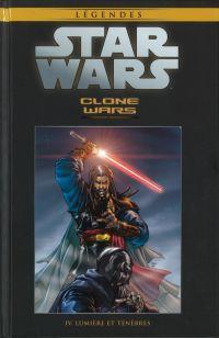 Star Wars Légendes T29 : Clone Wars - Lumière et ténèbres (0), comics chez Hachette de Ostrander, Duursema, Wayne, Anderson, Giorello