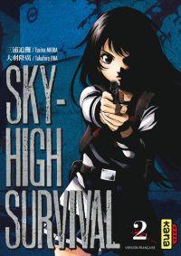 Sky-high survival T2, manga chez Kana de Miura, Oba