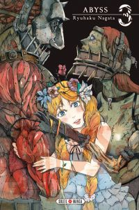 Abyss T3 : , manga chez Soleil de Nagata