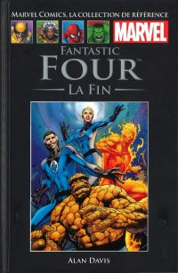 Marvel Comics, la collection de référence T50 : Fantastic Four - La Fin (0), comics chez Hachette de Davis, Kalisz