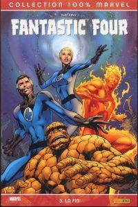 Fantastic Four T3 : La Fin (0), comics chez Panini Comics de Davis, Kalisz