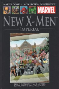 Marvel Comics, la collection de référence T26 : New X-Men - Impérial (0), comics chez Hachette de Morrison, Quitely, Kordey, Van sciver, Hi-fi colour, Haberlin