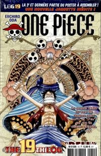 One Piece - Log Books T19 : Bell - 1re partie (0), manga chez Hachette de Oda