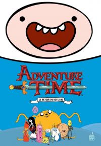 Adventure time T1 : Le retour du Roi Liche (0), comics chez Urban Comics de Pope, Robinson, North, Roberson, Gonzaga, Paroline, Lamb, Holmes, Knisley, Heller, Houghton