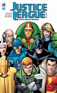 Justice League International T1, comics chez Urban Comics de Dematteis, Giffen, Ostrander, Maguire, Willingham, McDonnell, Gafford, d'Angelo