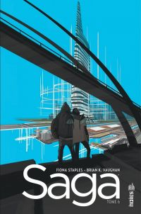 Saga T6, comics chez Urban Comics de Vaughan, Staples