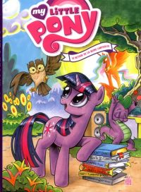 My Little Pony T2, comics chez Urban Comics de Collectif