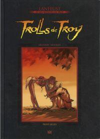 Lanfeust et les mondes de Troy T63 : Trolls de Troy - Pröfy Blues, bd chez Hachette de Arleston, Mourier, Guth, Lamirand