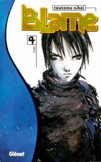 Blame ! – Edition simple, T4, manga chez Glénat de Nihei