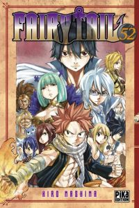 Fairy Tail T52, manga chez Pika de Mashima