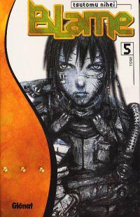 Blame ! – Edition simple, T5, manga chez Glénat de Nihei