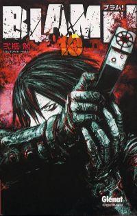 Blame ! – Edition simple, T10, manga chez Glénat de Nihei