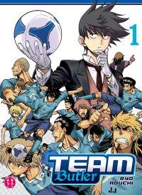 Team butler T1, manga chez Nobi Nobi! de Aduchi