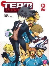 Team butler T2 : , manga chez Nobi Nobi! de Aduchi
