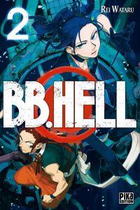 BB. Hell T2 : , manga chez Pika de Wataru