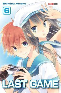 Last game T6, manga chez Panini Comics de Amano