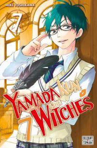 Yamada kun & the 7 witches T7, manga chez Delcourt de Yoshikawa