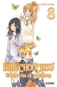 Hibi chouchou - Edelweiss & Papillons  T8 : , manga chez Panini Comics de Morishita
