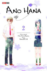 Ano Hana T2 : , manga chez Panini Comics de Okada, Izumi