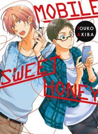 Mobile sweet honey, manga chez Taïfu comics de Aiba
