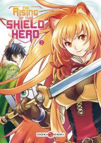 The rising of the shield hero T2, manga chez Bamboo de Aneko, Kyu