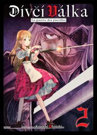 Divci valka T2 : , manga chez Komikku éditions de Onishi