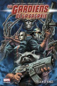 Les Gardiens de la Galaxie (vol.2) T3 : Realm of Kings (0), comics chez Panini Comics de Abnett, Lanning, Craig, Walker, Quintana, Fairbairn, Garner