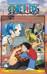 One Piece - L'épisode d'Alabasta, manga chez Glénat de Oda