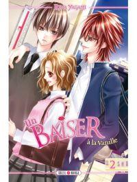 Un baiser à la vanille T2, manga chez Soleil de Yagami