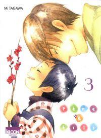 Père & fils T3, manga chez Ki-oon de Tagawa