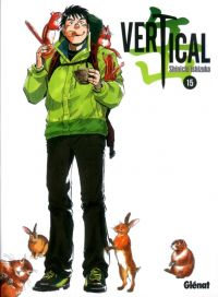 Vertical T15, manga chez Glénat de Ishizuka