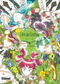 L'ère des cristaux T4 : , manga chez Glénat de Ishikawa