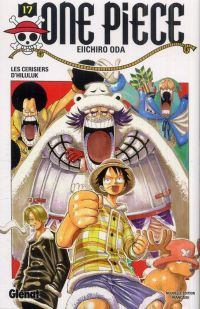 One Piece T17 : Les cerisiers d'Hiluluk (0), manga chez Glénat de Oda
