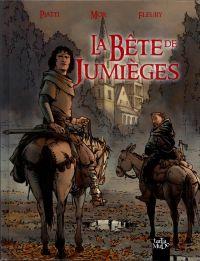 La Bête de Jumièges, bd chez Tartamudo de Piatti, Mor, Fleury