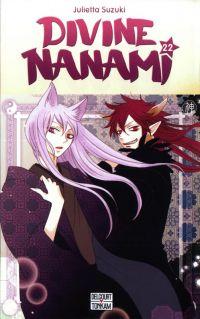 Divine Nanami T22, manga chez Delcourt de Suzuki