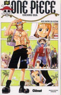 One Piece T18 : Ace entre en scène (0), manga chez Glénat de Oda